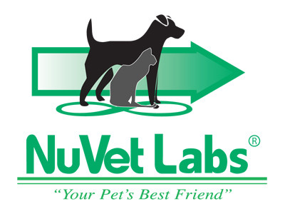 Nu Vet Supplements logo